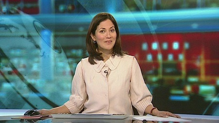 Mishal Husain at BBC. Read the whole article to know about her career.