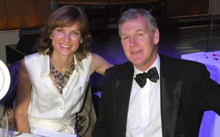 Fiona Bruce with her husband, Nigel Sharrocks; Know their married life, wedding, kids