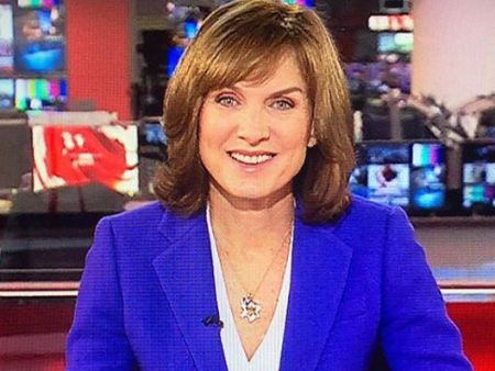 Fiona Bruce; Know her bio, net worth, married, husband, kids
