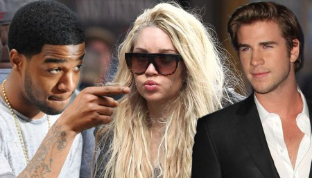 Amanda  Bynes gushes over Liam Hemsworth and ex Kid Cudi