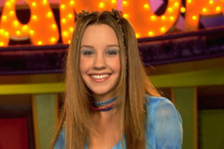 Young photo of Amanda Bynes