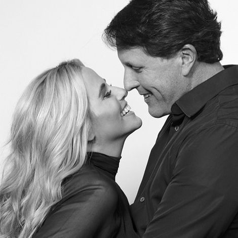 Phil Mickelson and his wife Amy Mickelson