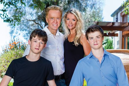 Bill Comrie with family; Know about his family, wife, children, net worth, income