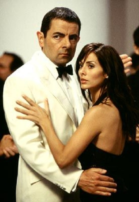 Natalie Imbruglia in film, Johnny English