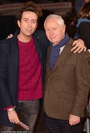 Nick and his father. Know about his early  life, profession and more