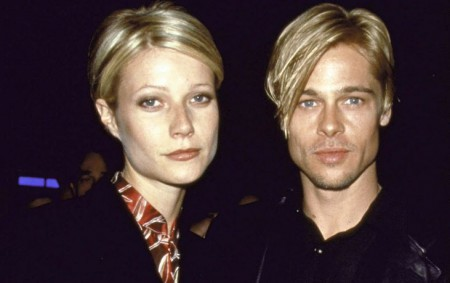 Gwyneth Paltrow with ex-fiance, Brad Pitt; Know about their personal life