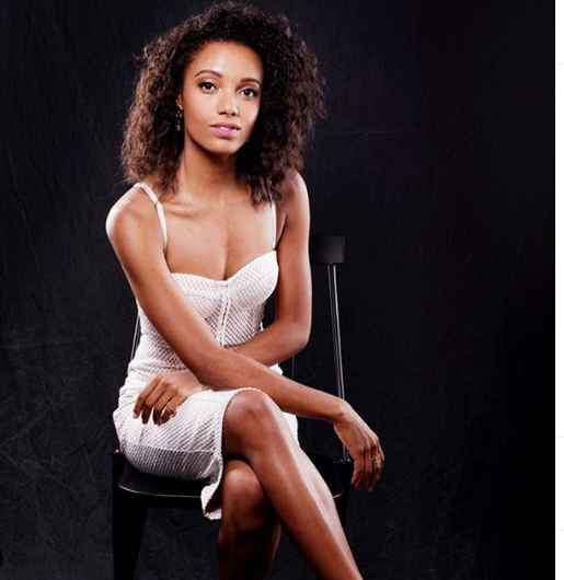 Maisie Richardson-Sellers posing for the camera. net worth, earning, income, net worth