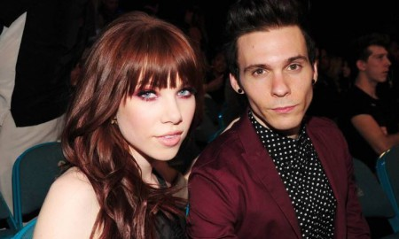 Carly Rae with her ex-boyfriend, Matthew Koma; Know about her personal life