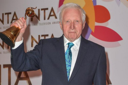 David Dimbleby former BBC presenter; Know about his net worth