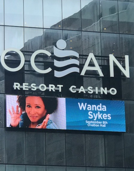 Wanda Sykes on Advertisement