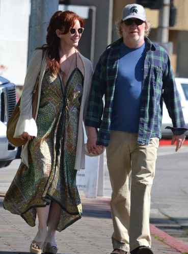 Timothy Busfield with his wife Melissa. career, husband, wedding, nuptial and other marital details