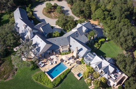 Don Johnson puts his estate in Santa Barbara up for sale
