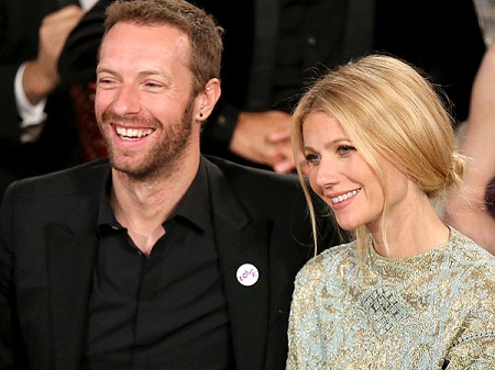 Apple Martin's Parents Chris Martin and Gwyneth Paltrow