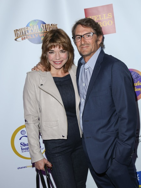 Laura San Giacomo and Matt Adler