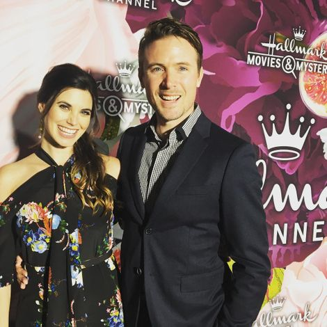 Meghan Ory and John Reardon.Know more about their wedding details