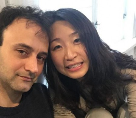 Soyeon Kate Lee and her spouse, Ran Dank