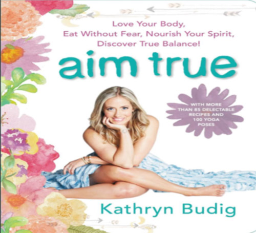 Images: Cover of the book Aim True