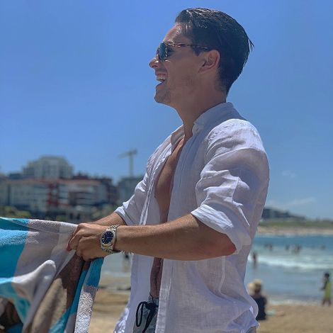 Christian Antidormi visited Cronulla Beach, New South Wales, Australia on 11th November 2018