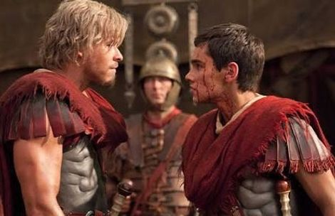 Christian Antidormi in Spartacus: War of the Damned