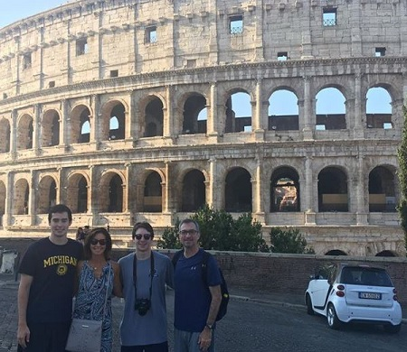Image: Family tour in Rome, Italy