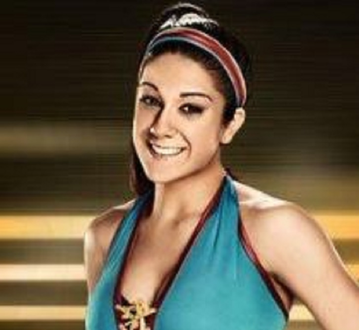 Bayley Wrestler