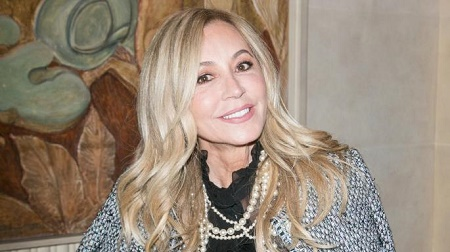 Anastasia Soare was married to her former husband, Victor Soare