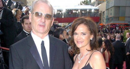 Bill Murray and his second and former wife, Jennifer Butler; Know about his dating history