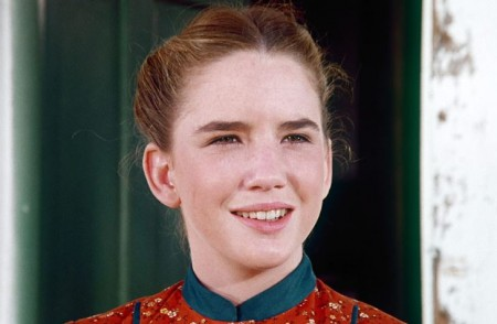 Melissa Gilbert on Little House on the Prairie