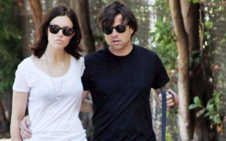 Mandy Moore and her ex-husband, Ryan Adams
