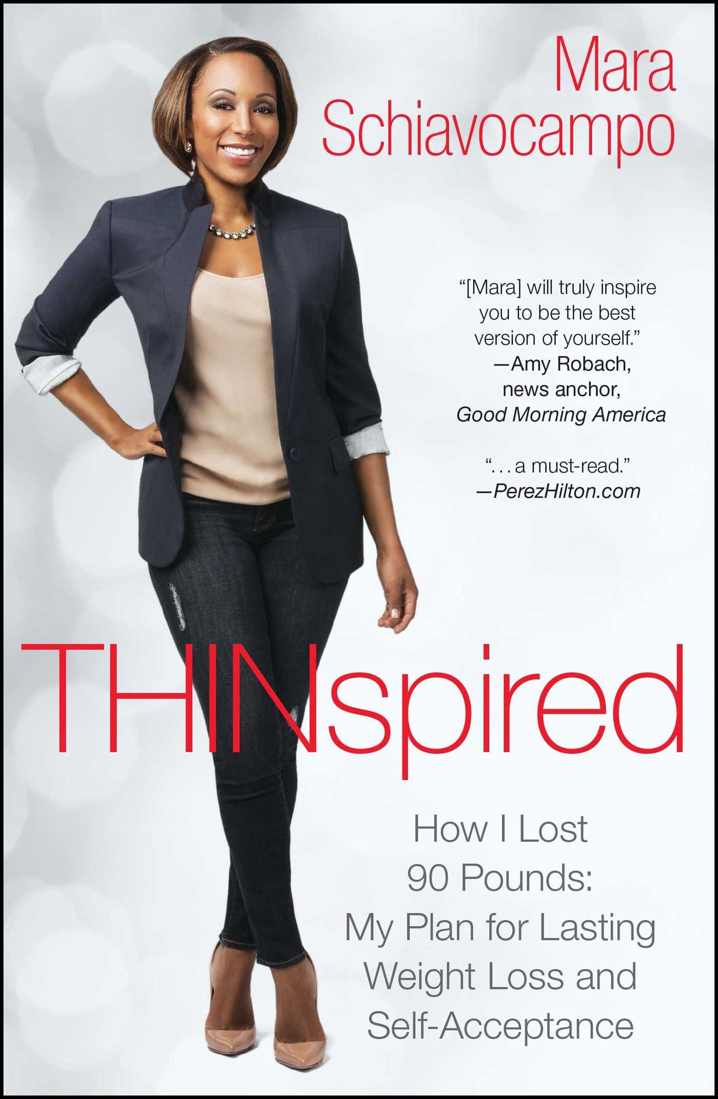 Her new book Thinspired