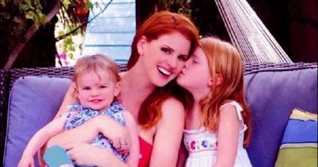 Fact about Oona Gray Seppala - Sarah Rafferty's daughter