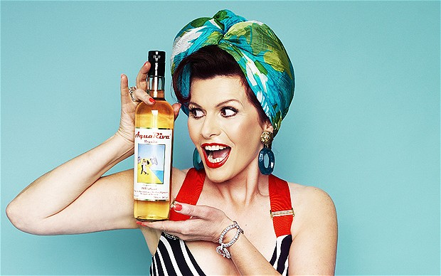 Cleo Rocos and her tequila brand