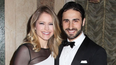 Aara Haines and Husband Max Shifrin Married Life