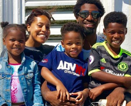 Sheinelle Jones with her husband and children; Know about their personal life