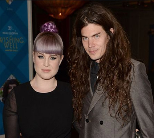 elly Osbourne with his ex-fiance, Matthew Mosshart