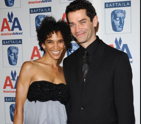 Marta Cunningham and James Frain, her husband