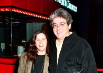 Harold Ramis and Erica Mann, his last wife