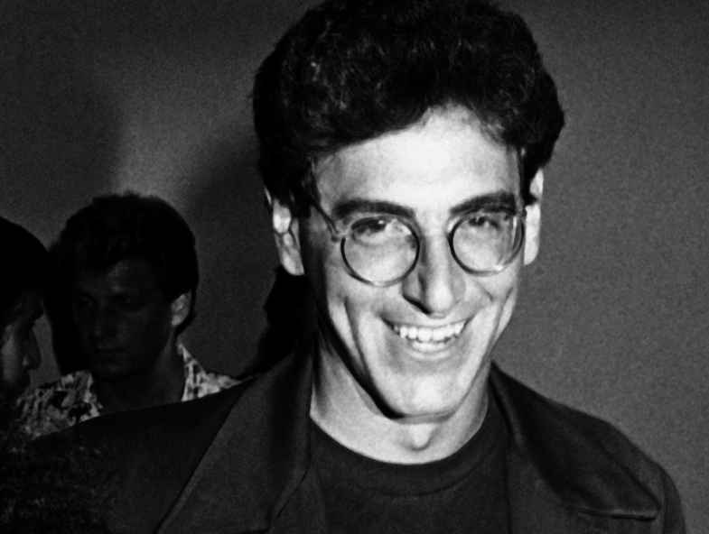 Harold Ramis in his early years.