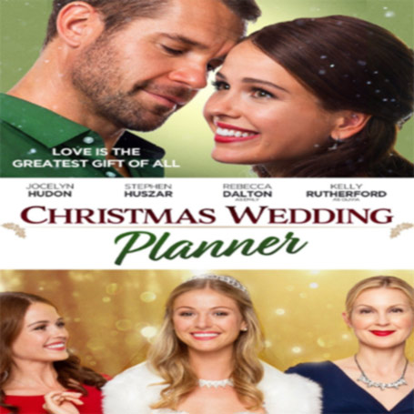 Poster of the movie Christmas Wedding Planner