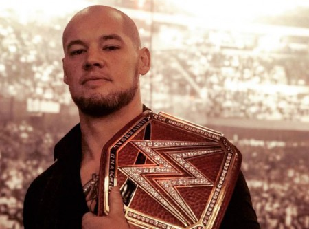 Baron Corbin; Know about his net worth and married life