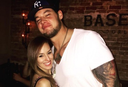Rochelle Roman with her spouse, Baron Corbin; Know about their personal life