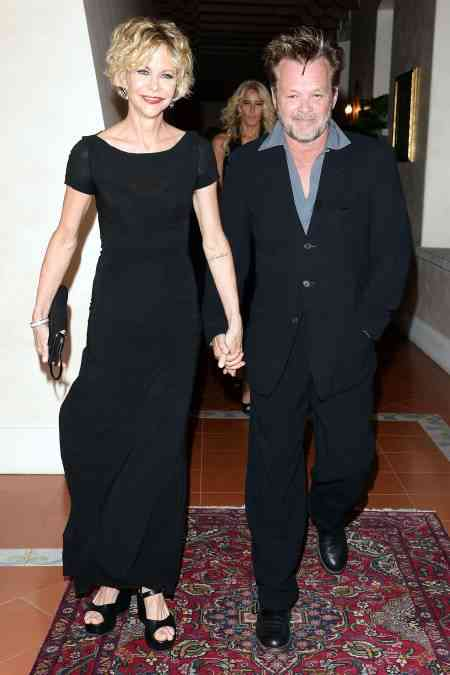 Speck Mellencamp's father, John Mellencamp was engaged with an actress, Meg Ryan