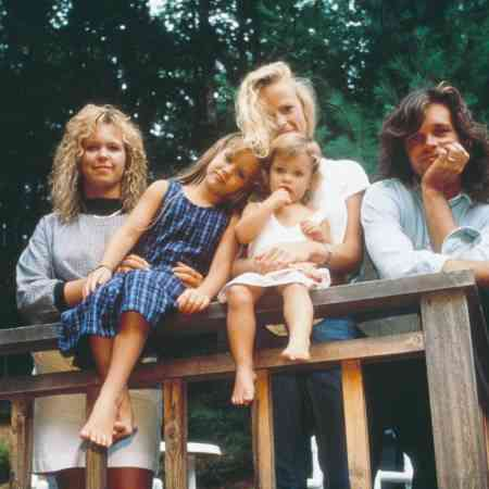 Speck Mellencamp's father, John Mellencamp was married to Victoria L. Granucci and their children