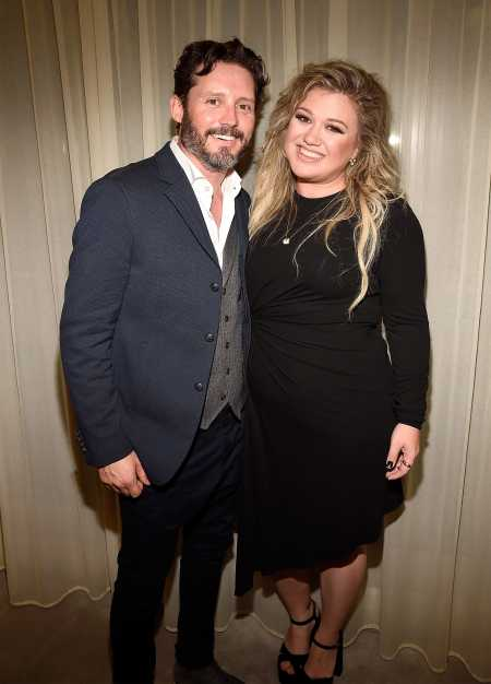 River Rose Blackstock's parents, Brandon Blackstock and Kelly Clarkson