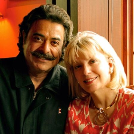 Ann and her husband, Shahid Khan