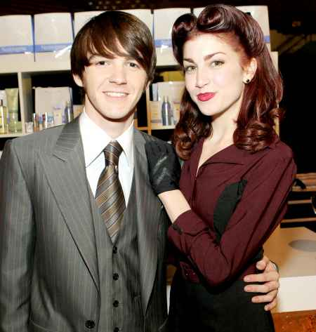 Darius Zayas' late spouse, Stevie Ryan dated Drake Bell for two years