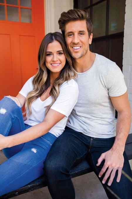 Edward Wesley Rodgers' third son, Jordan Rodgers and his fiancee, Jojo Fletcher
