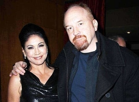 Kitty Szekely' parents, Louis C.K. and Louis C.K.got divorced in 2008