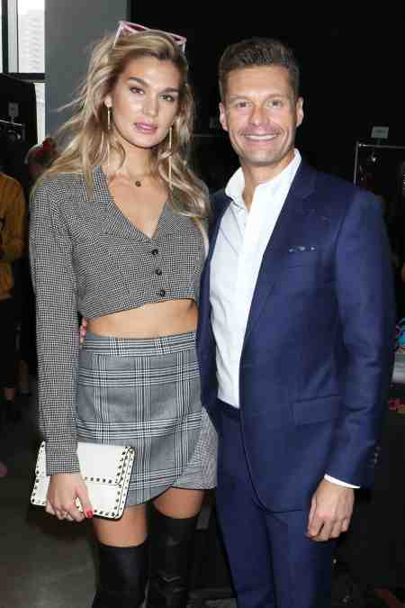 Ryan Seacrest and former girlfriend, Shayna Taylor were involved in an on-and-off relationship for overall six years