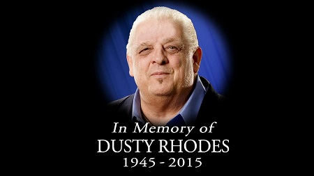 Tribute to Dusty Rhodes